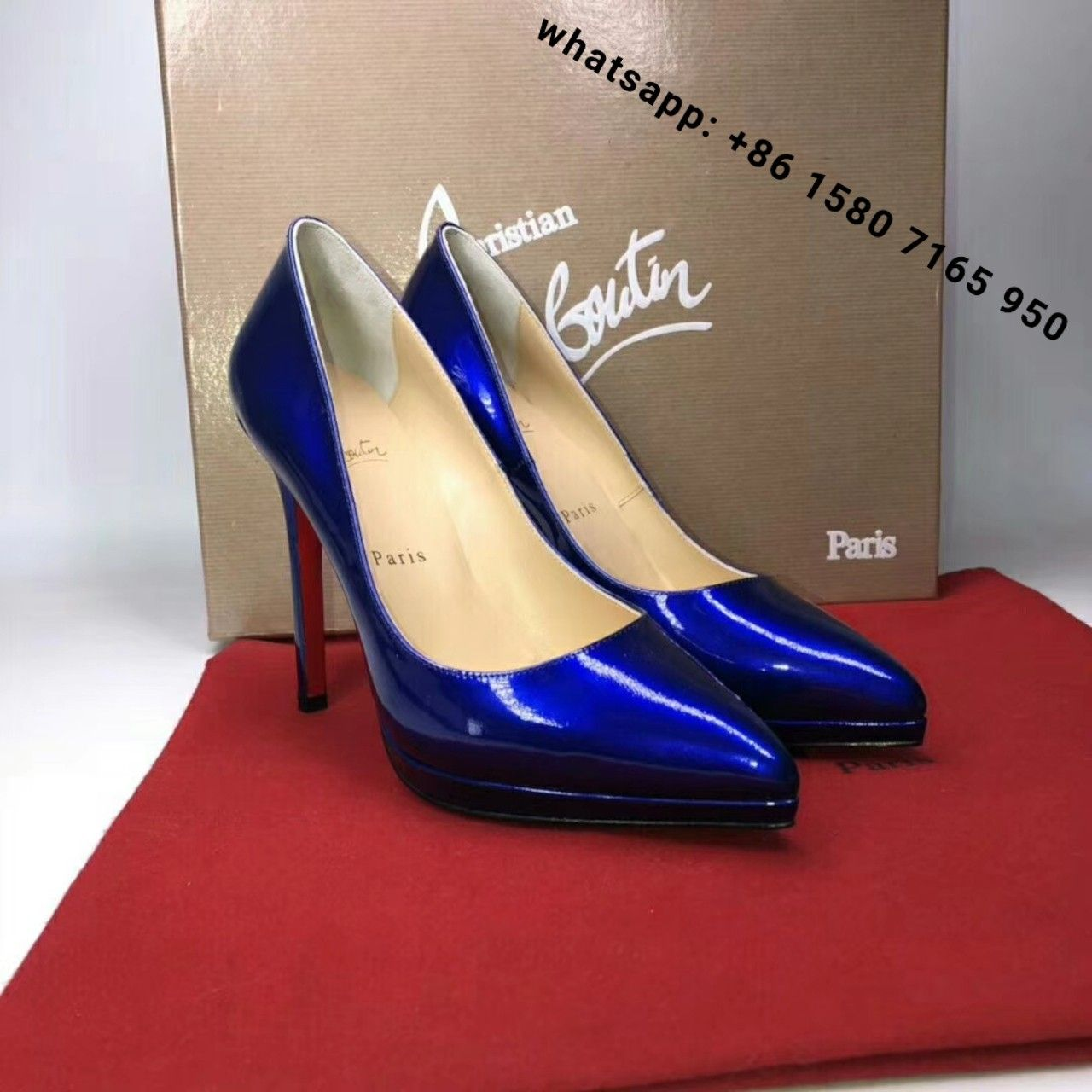 louboutin paris contact