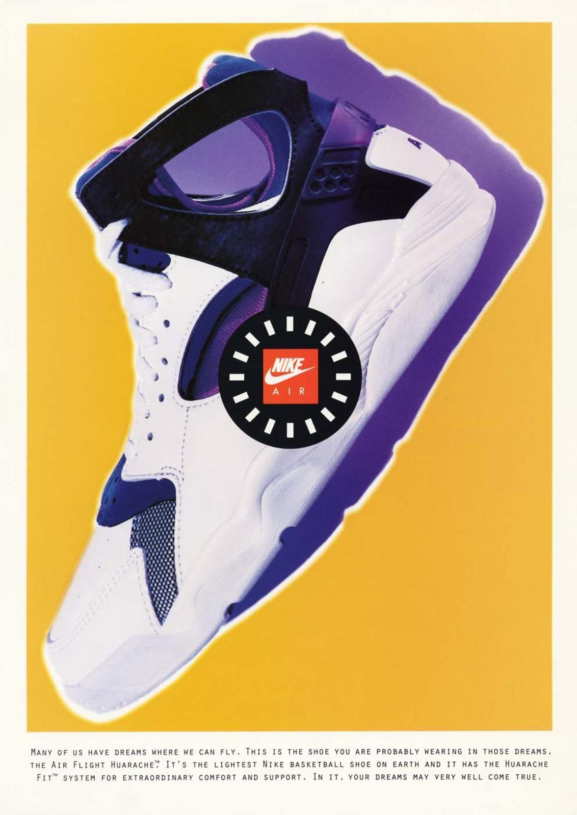 Nike Air Flight Huarache | Vintage nike, Nike, Nike shoes outlet