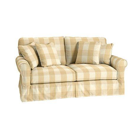 Sensational Baldwin Loveseat Slipcover Special Order Fabrics New Machost Co Dining Chair Design Ideas Machostcouk