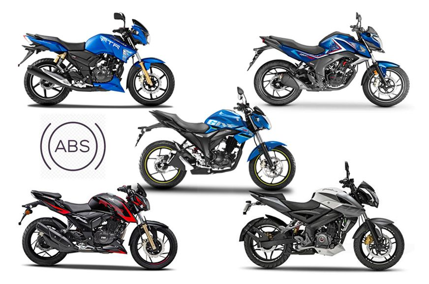 Trending Best 10 Affordable Abs Equipped Bikes Under 2 Lakhs In