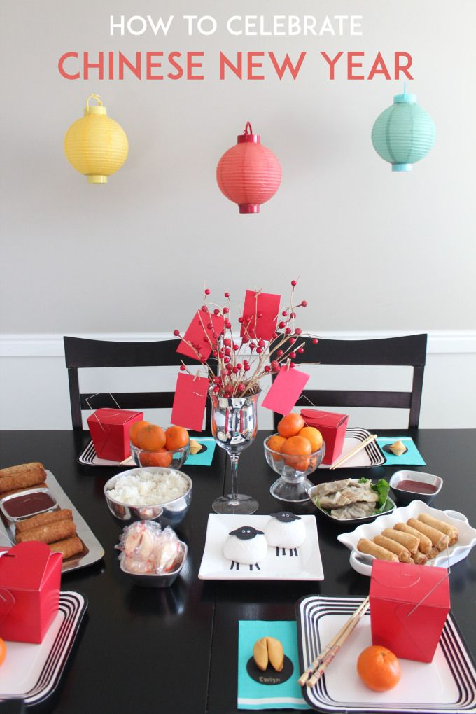 How to celebrate chinese new year simply easy food ideas and foods forumfinder Gallery