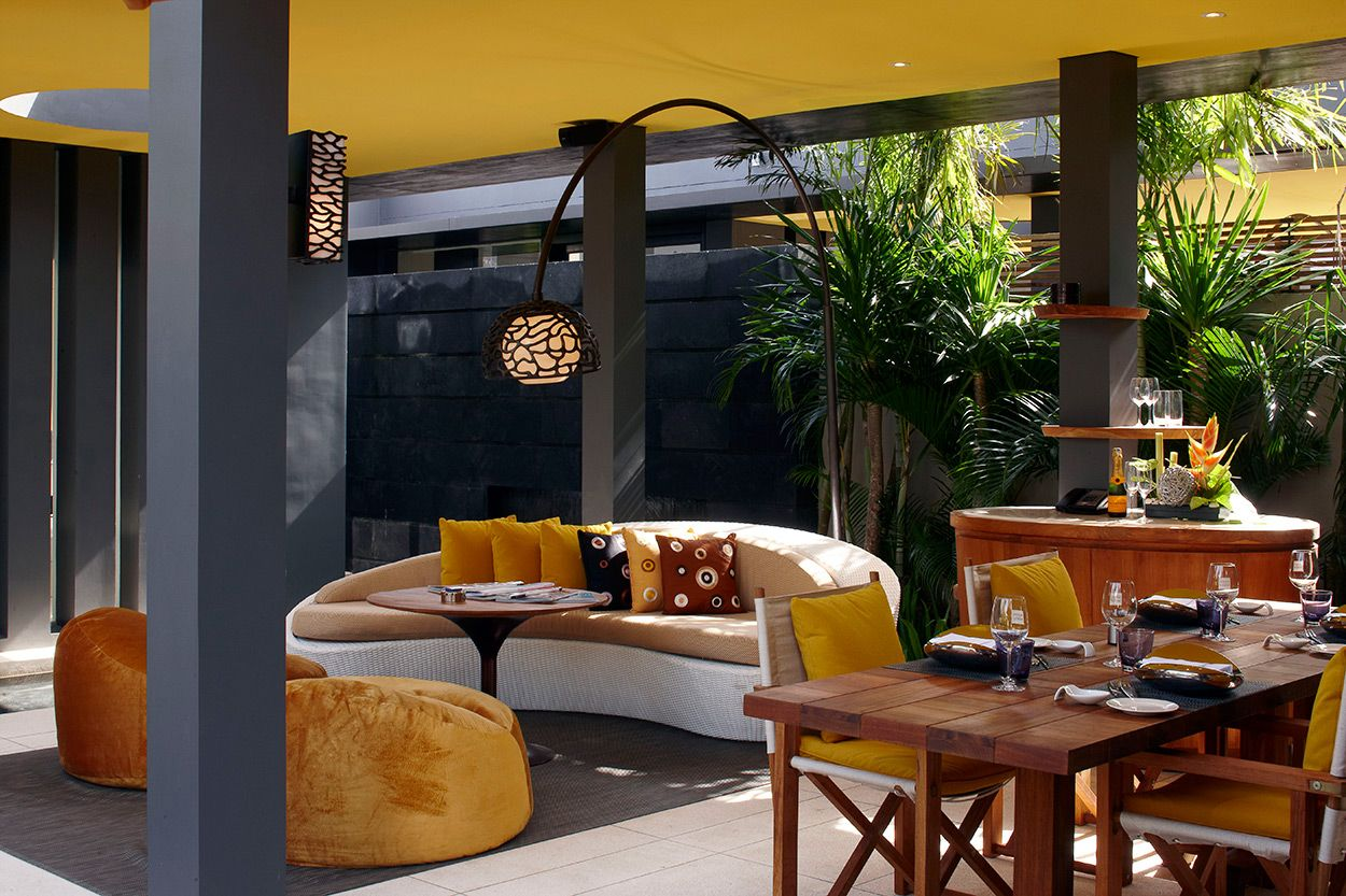 W Retreat & Spa Bali, Seminyak Contemporary interior