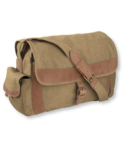 man diaper bag sunwashed canvas messenger bag shoulder bags free shipping at l l bean baby. Black Bedroom Furniture Sets. Home Design Ideas