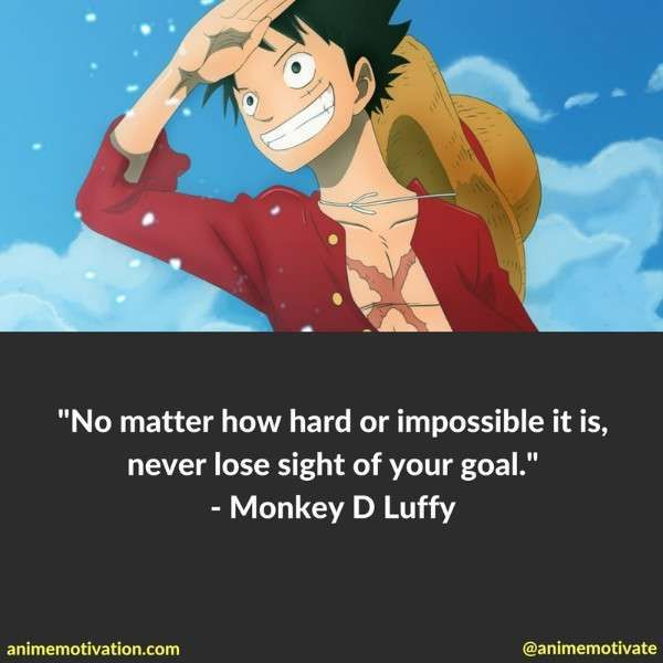 50 Motivational Anime Quotes That Will Sweep You Off Your