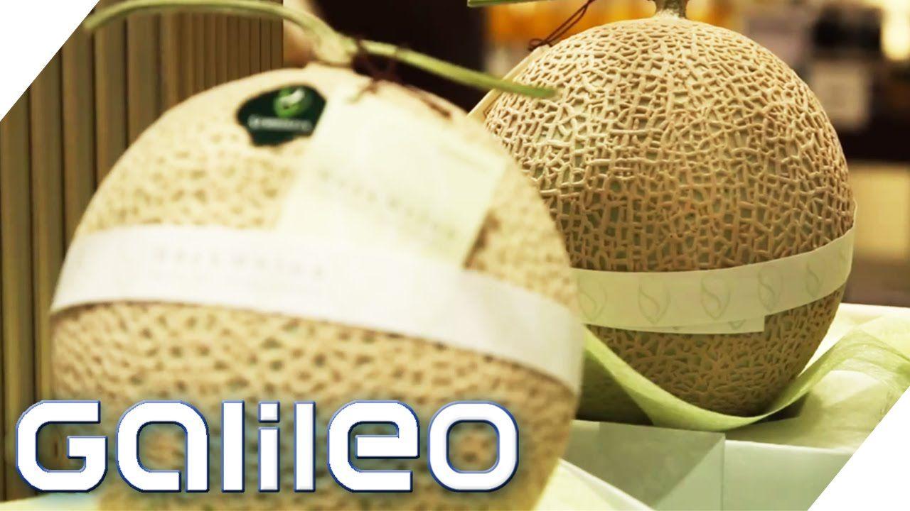 Luxus Obstladen in Tokio: Sembikiya | Galileo | ProSieben