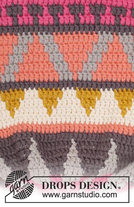 Free Pattern Crochet Tapestry Pinterest