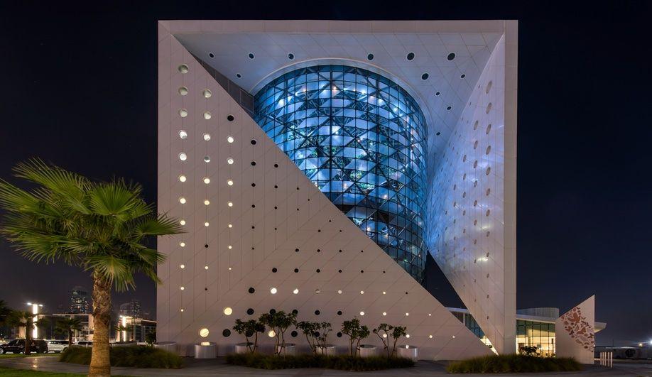 Canadian Architects Build an Indoor Rainforest in Dubai