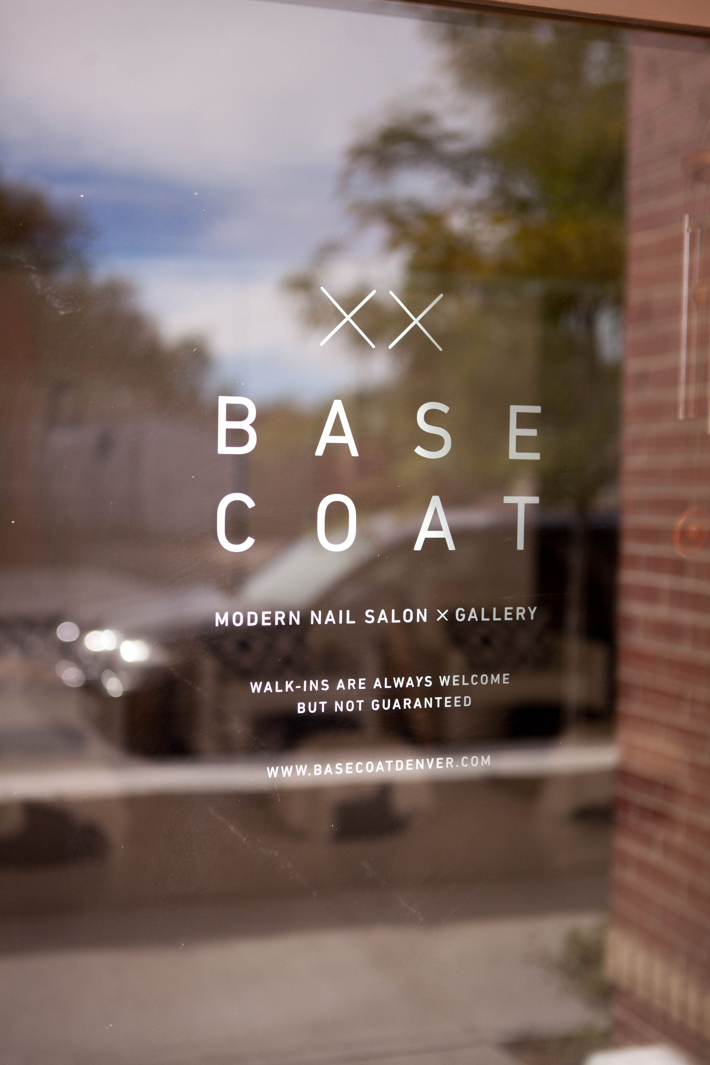 Base Coat Modern Nail Salon x Gallery located in Denver, CO.Images ...