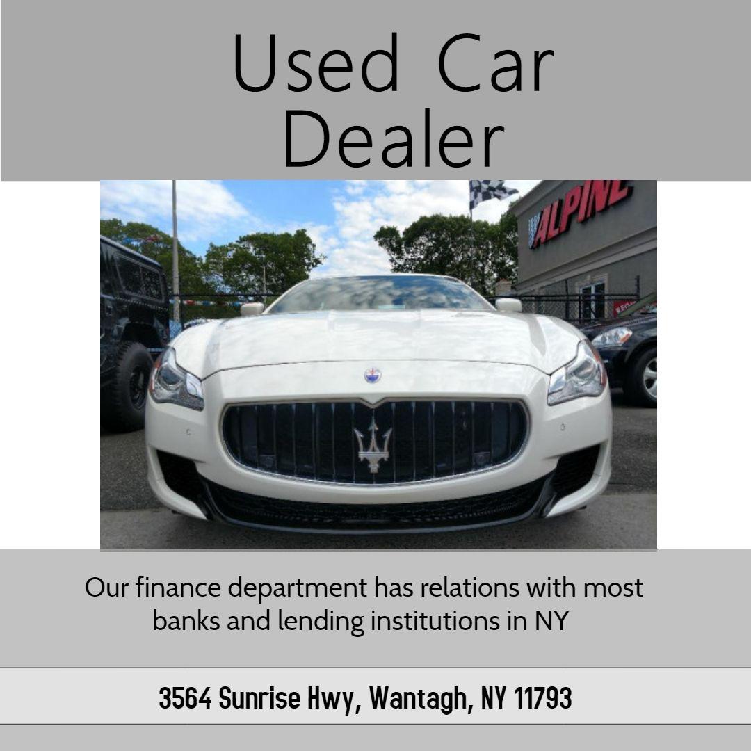 Used Car Dealership In Wantagh, NY Car dealership, Used