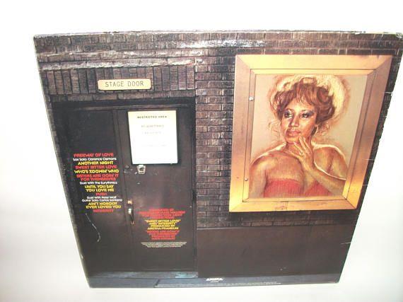 Aretha Franklin Who S Zoomin Who Vinyl Record Album Near Mint