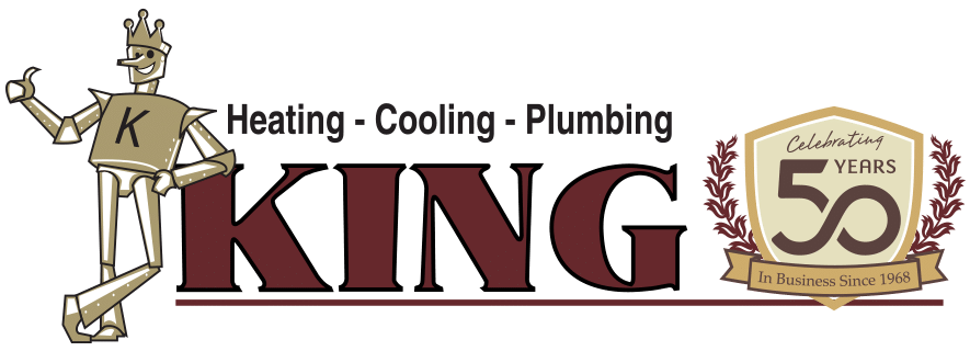 King Heating Cooling Plumbing Repair Cool Stuff Heating And