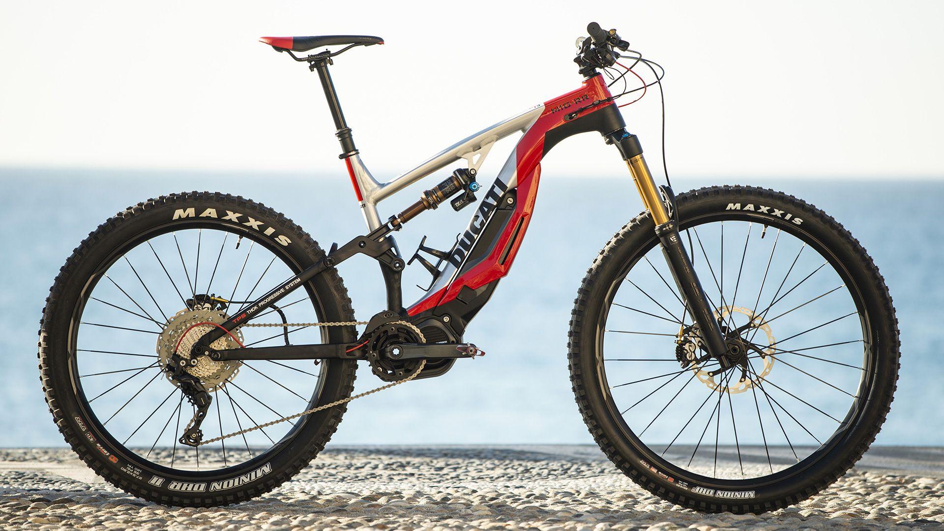 Ducati Mig Rr E Bike Dengan Gambar