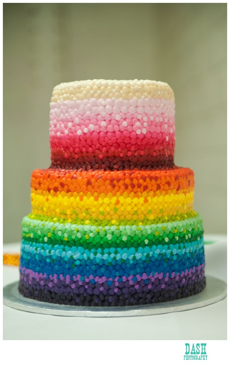 Colorado Springs Cakes Icing And Sprinkles Rainbow Cake Gluten Free