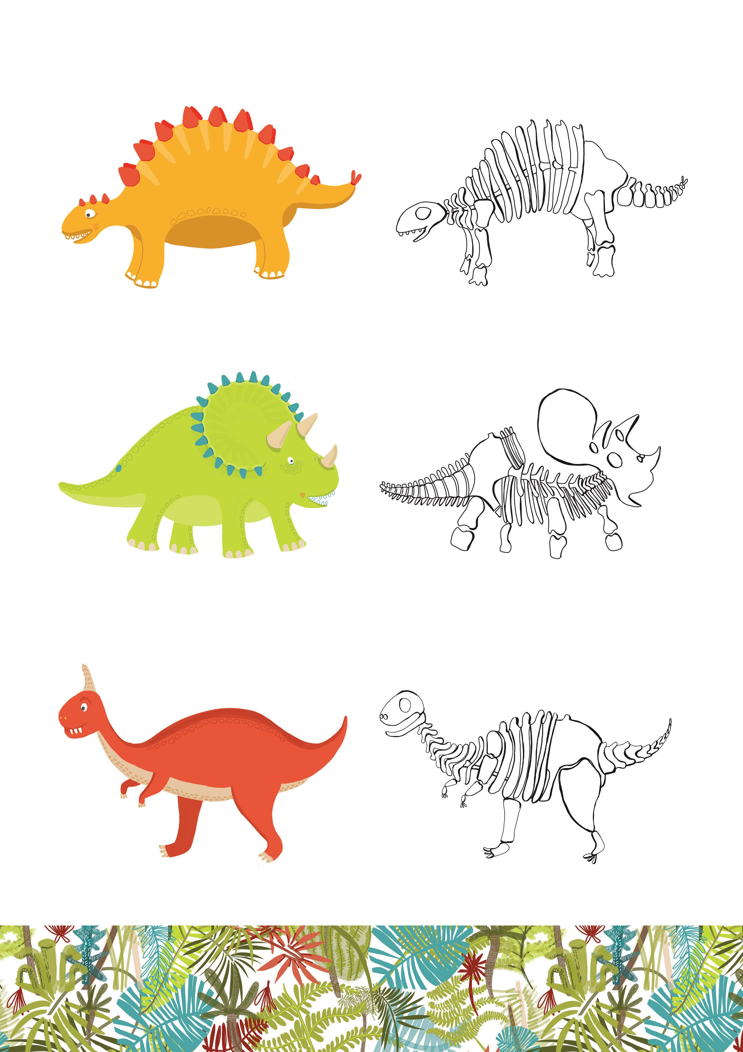Free Dinosaur Printables From Papercraft Inspirations 187