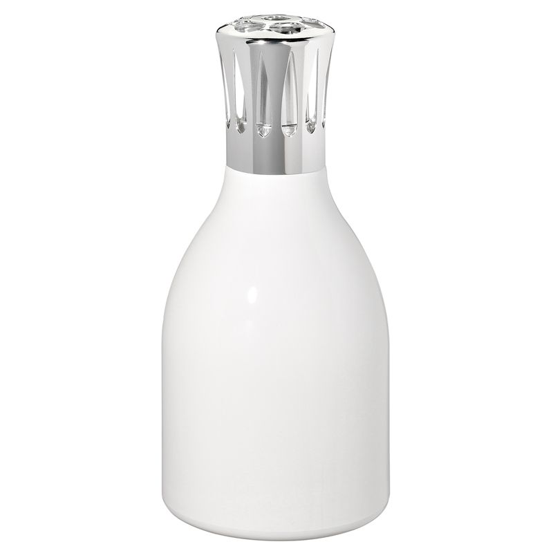 Werbung Katalytische Duftlampe Lampe Berger Milk Blanche Weiss Duftlampe Lampe Duft