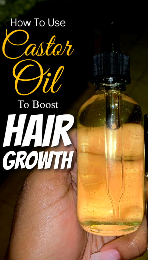 How To Use Castor Oil To Boost Hair Growth And Prevent