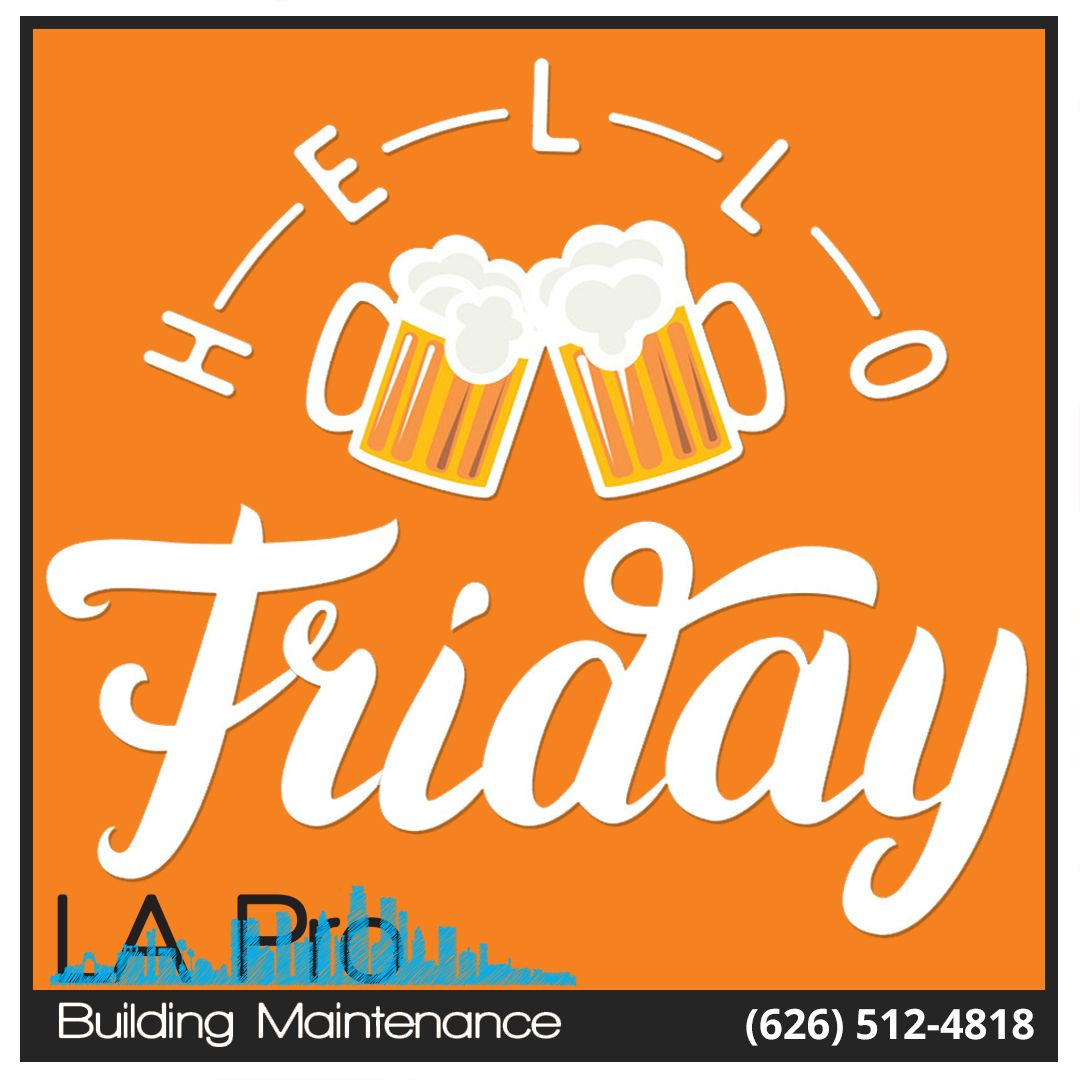 Happy Friday make it a good one. Call us today for a free