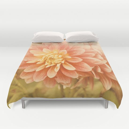 #dahlia #pink #flower #blossom #duvet cover available too in different #society6 products