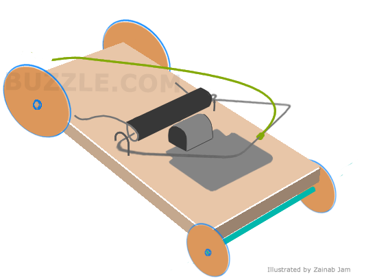 How to build a mousetrap car step by step directions malvernweather Image collections