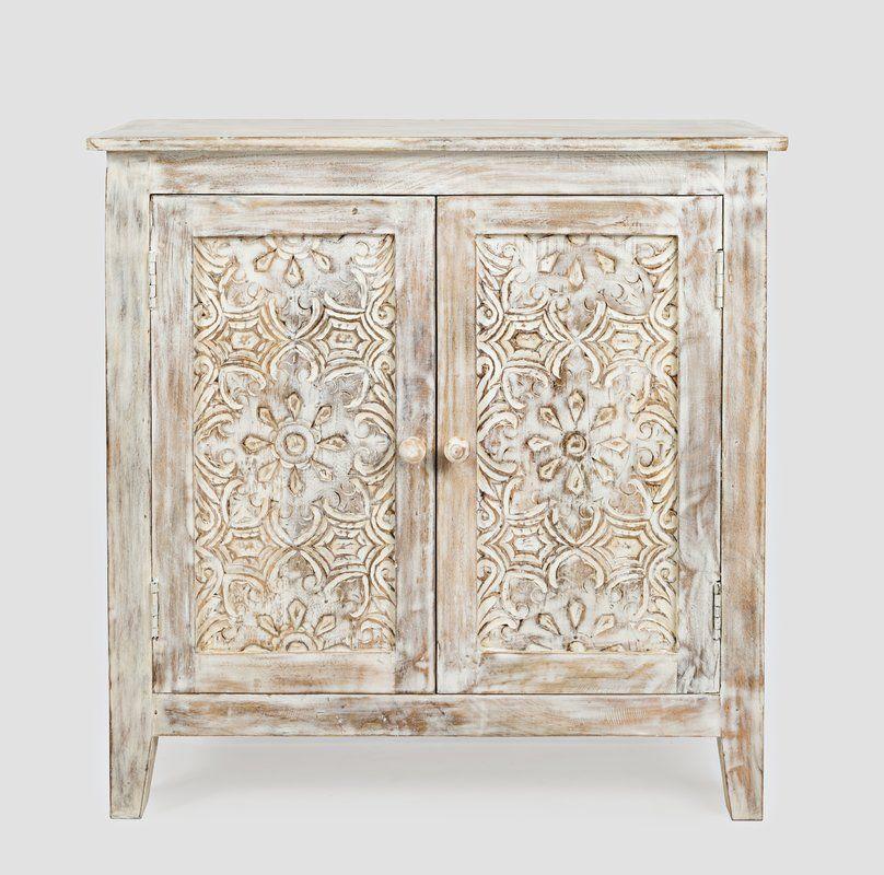 Best Callimont 2 Door Accent Cabinet Reviews Allmodern 400 x 300