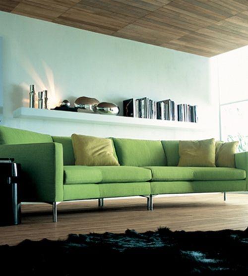 David Modular Contemporary Sofas Lounge Living Room Colour Color Home Decor Furniture Green Sofa Design Furniture Design