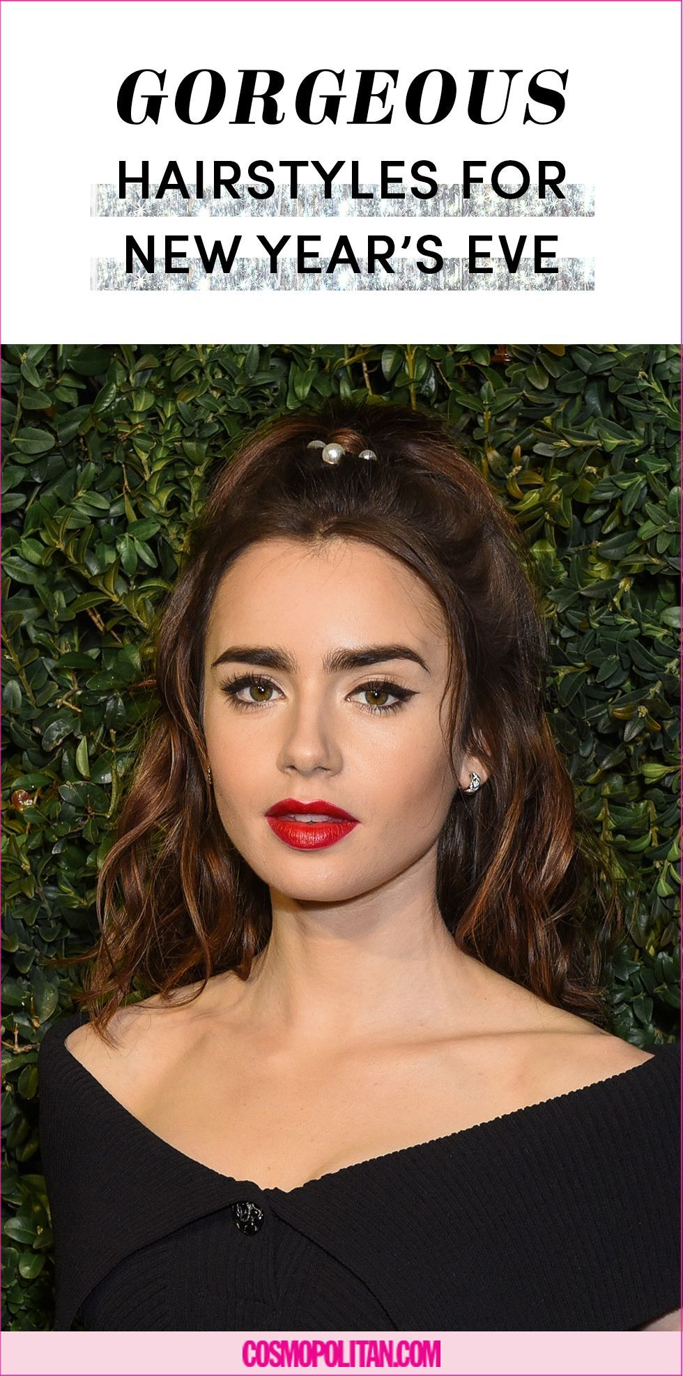 hairstyles that are perfect for new yearus eve hairstyles