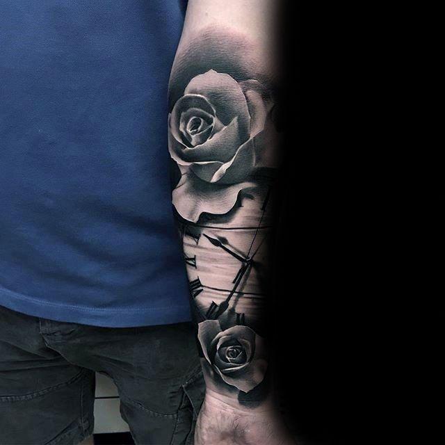 Top 73 Black Rose Tattoo Ideas 2020 Inspiration Guide Tattoo Designs Men Purple Rose Tattoos Rose Tattoos For Men