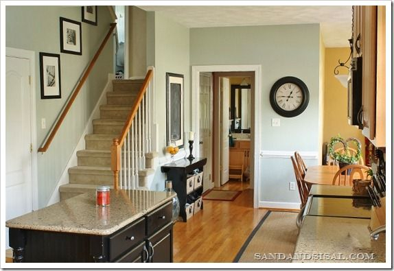 Best Comfort Gray Kitchen Comfort Gray Sherwin Williams 400 x 300