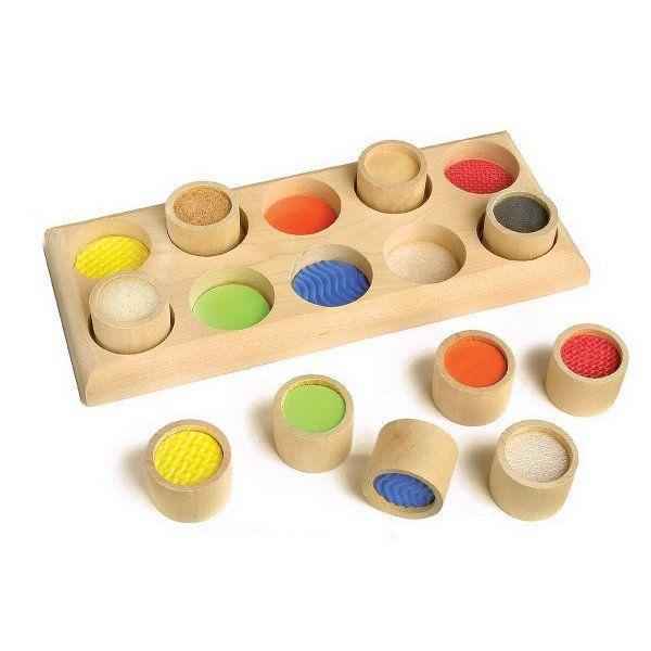 Memo táctil madera, ¿Conseguirás colocar cada pieza en su sitio ...