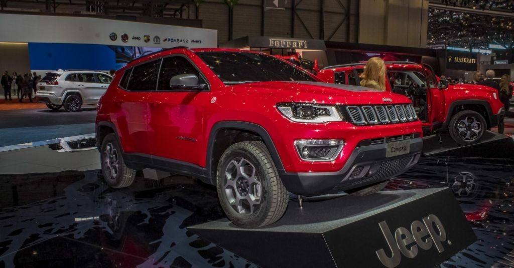 2019 Jeep Compass Hybrid Jeep Compass Car Jeep