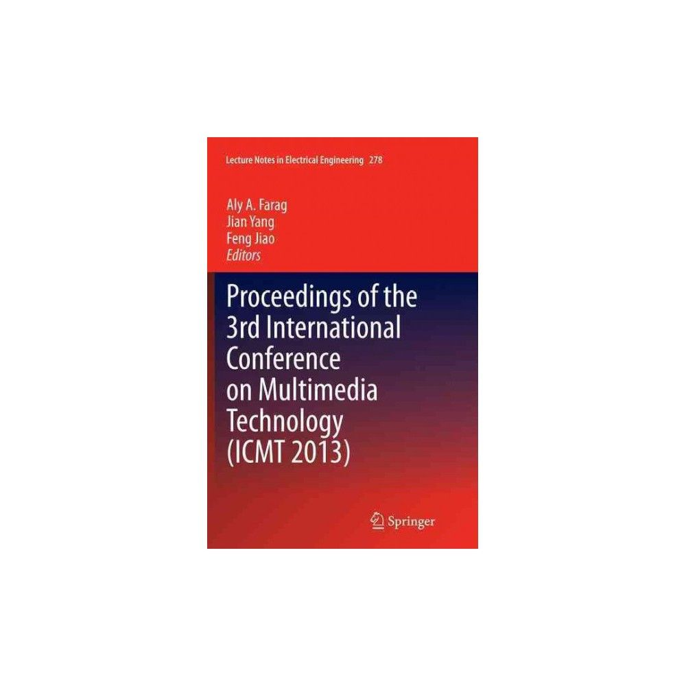Proceedings of the 3rd International Conference on Multimedia Technology (Reprint) (Paperback)