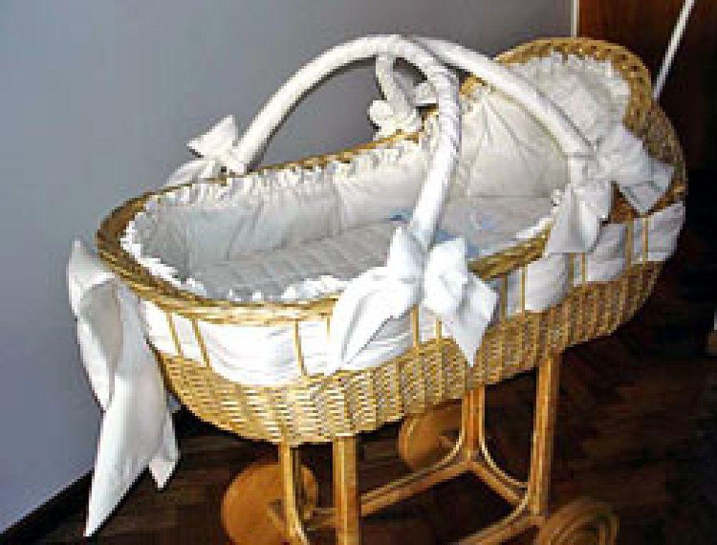 Como decorar moises para bebés - Imagui | Bebé sower | Pinterest ...