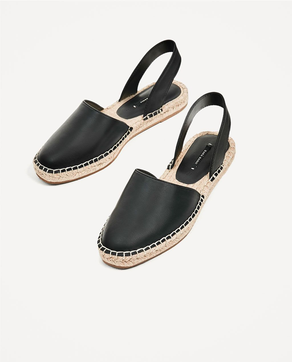 Echt Leder Espadrilles Espandrillos Jute Spain Beach Leather Summer Zapatos Spain Jute 9d2cb3