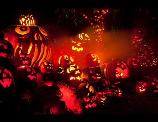 Halloween... Roger Williams Park, RI