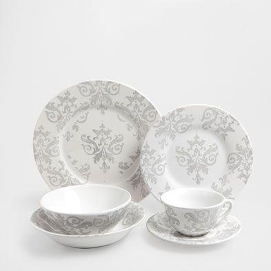 vaisselle table zara home france macro ceramique decoree pinterest zara maisons de. Black Bedroom Furniture Sets. Home Design Ideas