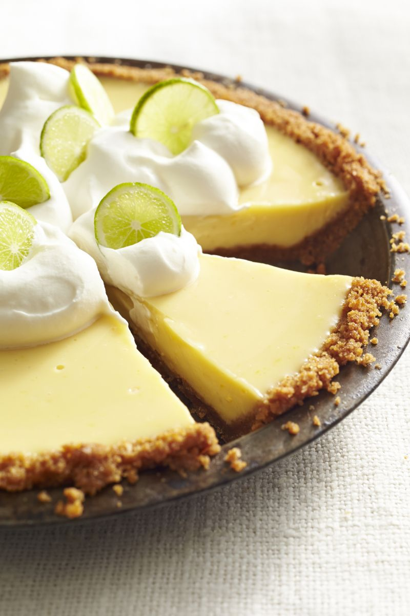 Andrew Zimmern S Key Lime Pie Recipe Lime Recipes Lime Pie Recipe Key Lime Recipes