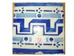 ANTIQUE FRENCH TILE 138