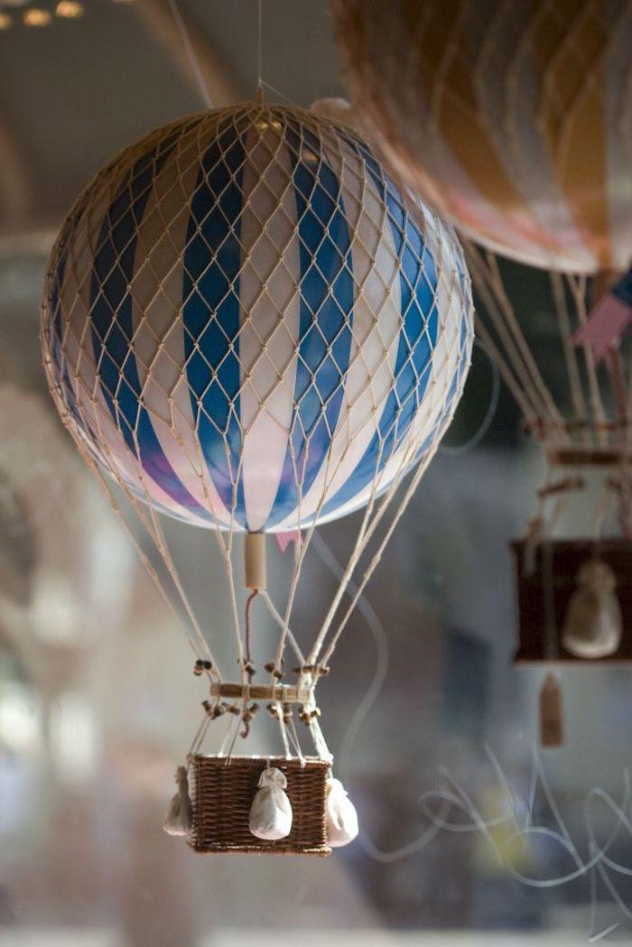 1001 Kreative Ideen Wie Sie Einen Heissluftballon Basteln