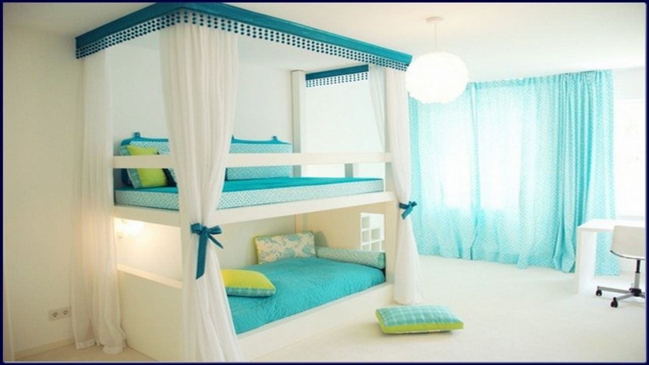 Best 20 Creative Girls Bedroom Ideas For Your Child And 640 x 480