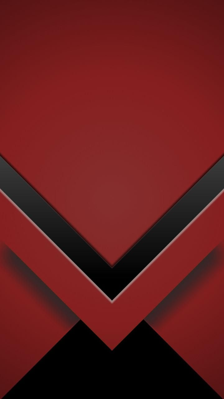 Abstract Hd Wallpaper Red And Black Wallpaper