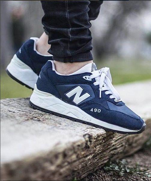 new balance running hommes 490