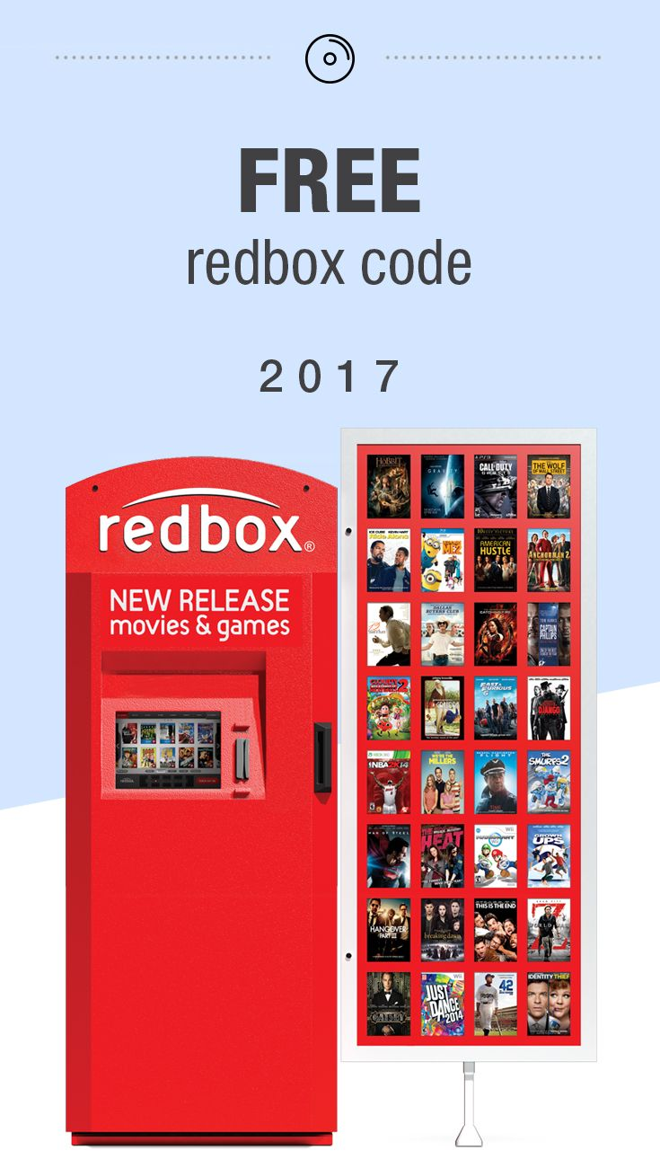 Redbox promo code august 2018 / Minute maid kids