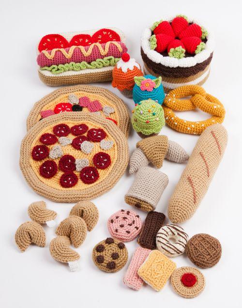 Le Panier De La Marchande Au Crochet Le Sommaire 2 Spielsachen