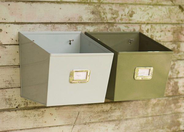 Wall Storage Box
