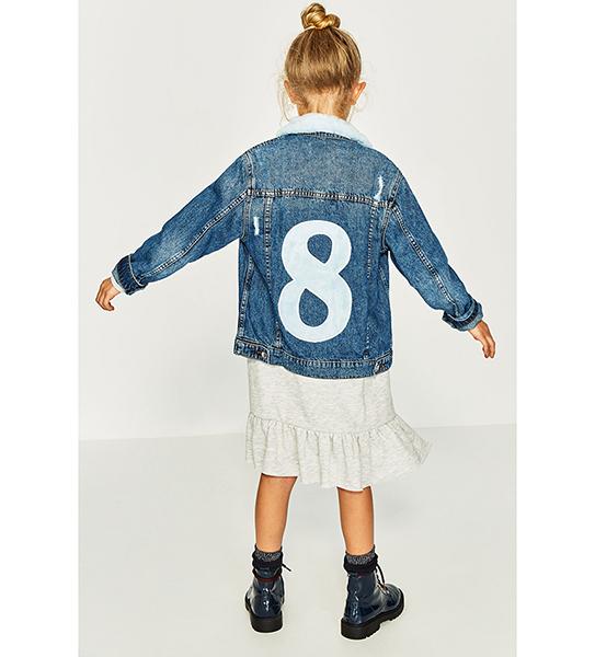 95cf3e4fd4 Outerwear Infantil - Inverno 2018 - Zara