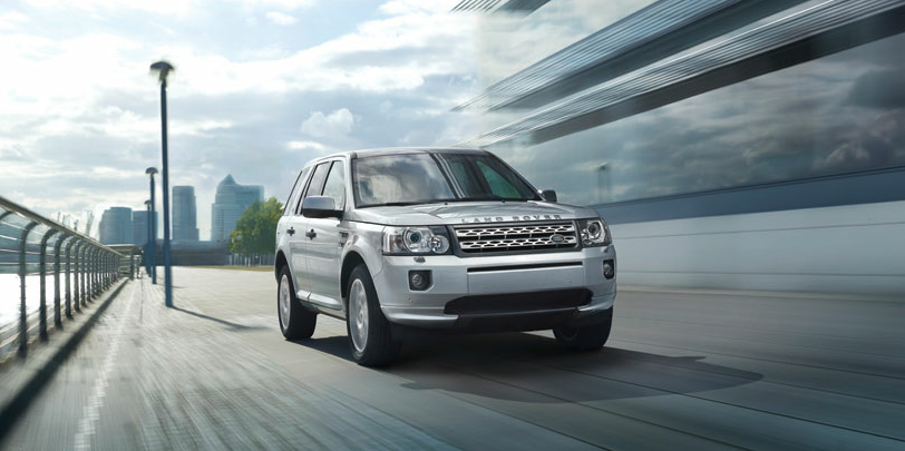2012 new Land Rover freelander 2
