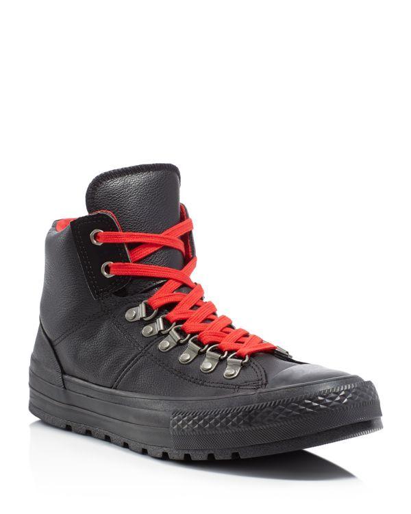 15c8ac29fddb Converse Chuck Taylor All Star Street Hiker Leather Boots