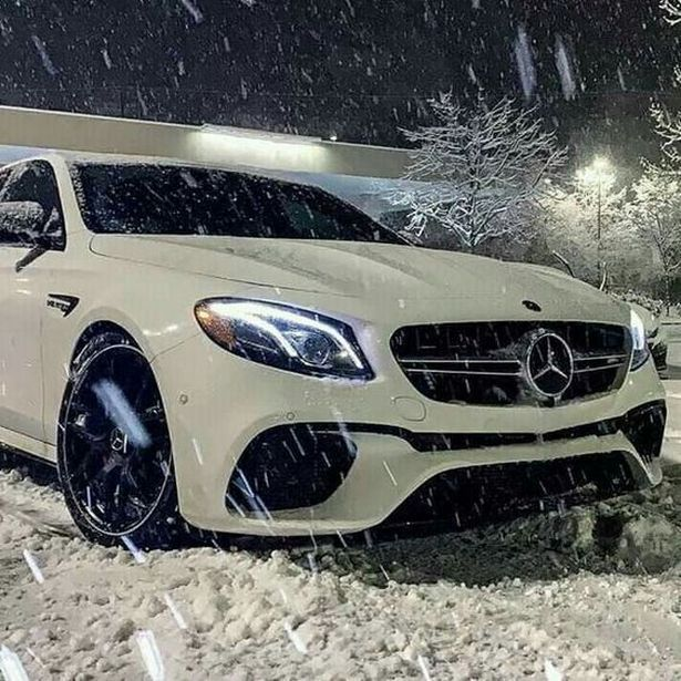 Photo of The Mercedes Benz s550