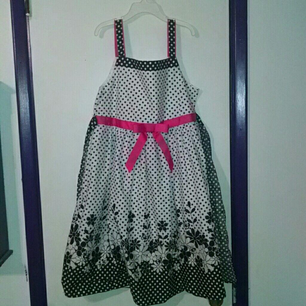 Little Girl Spring Dress