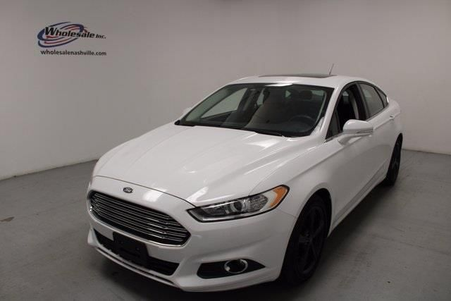 Used 2016 Ford Fusion SE for Sale in Mt Juliet TN Wholesale